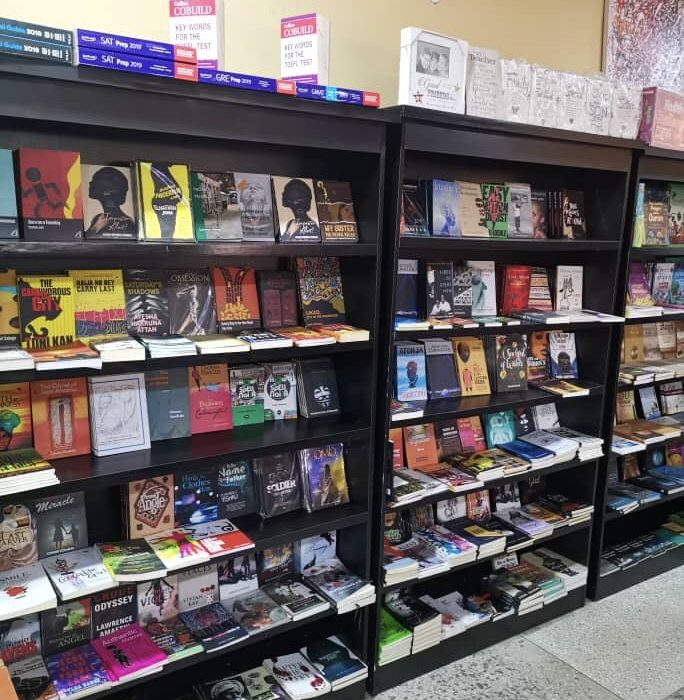 The Bookstore Interviews - Adams Pages (2)