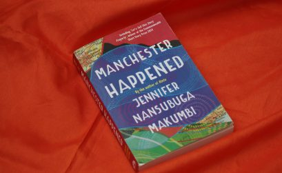 Manchester Happened - Something Bookish
